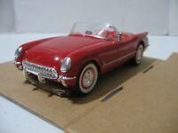1954 Chevrolet Corvette Dealer Promo Model #30001 - Red