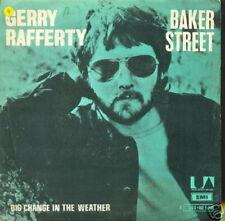 GERRY RAFFERTY 45 TOURS BELGIQUE BAKER STREET