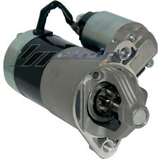 100% NEW STARTER FOR MITSUBISHI MONTERO,SPORT 89,90,91,92,93,94*ONE YR WARRANTY*