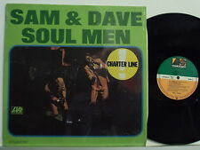 SAM & DAVE disco LP 33 giri SOUL MAN made in GERMANY 1986 stampa TEDESCA