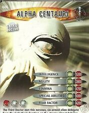 DR WHO ULTIMATE MONSTERS 606 ALPHA CENTAURI