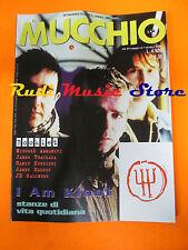 Rivista MUCCHIO SELVAGGIO 444/2001 I Am Kloot Bandabardo' Old Time Relijun No*cd