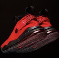 Nike Jordan Proto-Max 720 men basketball shoes size 11 gym red/black BQ6623 600