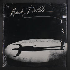 MINK DEVILLE: Where Angels Fear To Tread LP (inner sleeve, shrink, small toc)