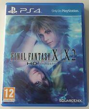 Final Fantasy X / X-2 HD Remaster (Sony PlayStation 4)