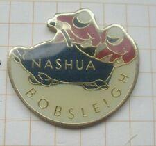 Nashua bobsled/hamshire/Estados Unidos... Sport pin (206c)