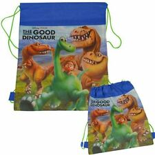 12 Sling Bag Tote Drawstring Non-Woven The Good Dinosaur New Party Favor Lot