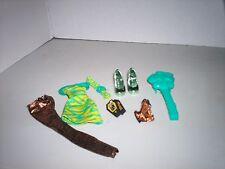 Monster High Doll~Cleo de Nile~Dawn of the Dance~Dress / Shirt Pants, Shoes.Lot