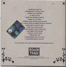 Rough Trade Sampler -  ARCADE FIRE VEILS CD PROMO 2005 USATO OTTIME CONDIZIONI