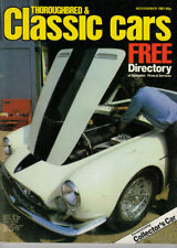 Car Monthly Cars, 1980s Transportation Magazines