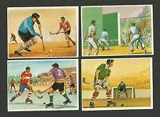 Field Hockey Roller Skate Pelota Spanish Sports Collector Cards