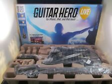 GUITAR HERO LIVE For Apple iPhone,iPad and iPod Touch - NEW OPEN BOX, SHELF PULL