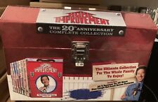 New! Home Improvement The 20th Anniversary Complete Collection DVD series 25Disc