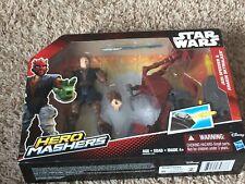 Star Wars HERO MASHER JEDI SPEEDER & ANAKIN SKYWALKER NEW SEALED RARE!