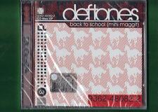 DEFTONES - BACK TO SCHOOL MINI MAGGIT   CD MAXI EP NUOVO SIGILLATO