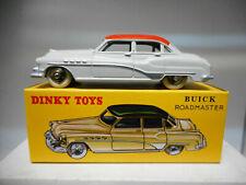 Atlas Dinky Toys 24V Buick Roadmaster 1/43 Voiture Miniature - Rose