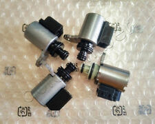 4pcs CVT Transmission Solenoid Kit JF011E RE0F10A F1CJA For Nissan Dodge 2007Up