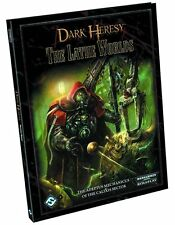 2012 Warhammer 40K RPG: Dark Heresy The Lathe Worlds Hardcover