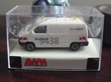 AWM Automodelle HO 1/87 Rheinbahn Service Mobil Van NIP