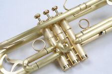 Trompete, Jazztrompete, Messing geschliffen