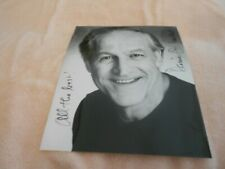 DANIEL J TRAVANTI AUTOGRAPHED 8 X 10 PHOTO