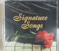 The Music Of Life Signature Songs Volume 3 CD New