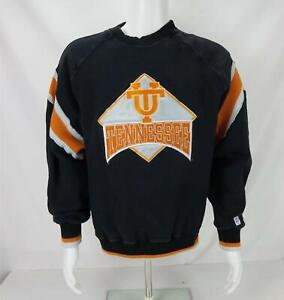 Vintage Tennessee Vols The Game Sweatshirt Black Men's Medium