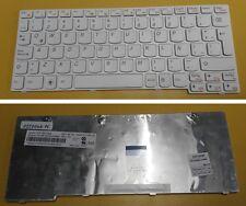 Teclado Español Lenovo ideapad U160 blanco      0250006-W