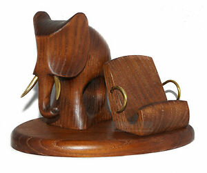 Universale Supporto per mobili Wooden Hand Carved Stand Case Display IPhone PDA
