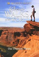 Scenic Walks of the World: from Reader's Digest, (DVD, 2012) New, 4 Disc Set