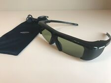 Genuine Samsung Active 3D Glasses SSG-2100AB /XC + Soft Cover + New Battery