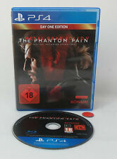 Metal Gear Solid V: The Phantom Pain -- Day One Edition ? PS4 ? Utilizado