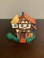Harry Potter Weasley House Polly Pocket Playset 2001 + 2 Figures