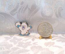 Walt Disney Matterhorn Yeti Abominable Snowman W Snowball Hidden Trading Pin