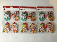 Nickelodeon Paw Patrol Gift Tags 8 Count 3 packs Chase Marshall Rubble Skye!