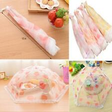 *Kitchen Food Umbrella Cover Picnic Barbecue Party Fly Mosquito Mesh Net Tent