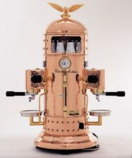 Victoria Arduino Semi Automatic Venus Bar 2 Group Copper Authorized Dealer New