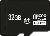 32 GB MicroSDHC Micro SD Class10 Speicherkarte für Samsung Galaxy View 18.4, Wi