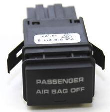 Porsche Cayenne 957 7L5919211B Kontrollleuchte Airbag deaktivierung Anzeige