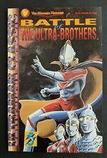 Battle The Ultra Brothers Five Ultraman Classic Comic