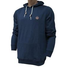 Oakley LANGLEY Hoodie Size XXL Mens Fathom Blue Fleece Hooded Jumper Sweater