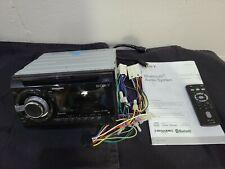 Sony Wx-gt90bt Double din car stereo