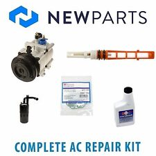 Lincoln Town Car Complete AC A/C Repair Kit With NEW Compressor & Clutch