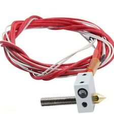 1.75mm to 0.4mm MK8 Nozzle Extruder Hot End 3D Printer Print Head Assembled Kit