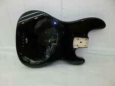 FENDER SQUIER PRECISION P-BASS BODY BLACK for ELECTRIC BASS GUITAR Parts Project