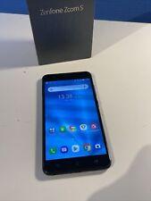 ASUS ZenFone Zoom S ze553kl - 64gb-Navy Black (Senza SIM-lock) Smartphone m973