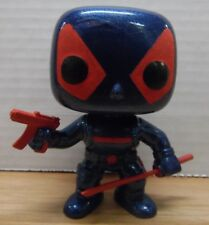 Deadpool Blu & Red Custom Funko Figure 011018CFP2