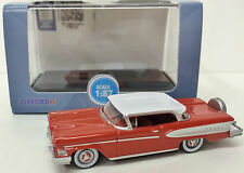 1:87 (HO) Edsel '58 Citation #58006 - Red/White - Oxford Diecast -w/case NEW