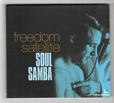 (HB962) Freedom Satellite, Soul Samba - 2000 CD