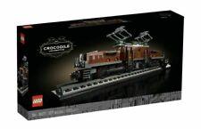 Lego Creator Expert 10277 Crocodile Locomotive new & sealed-D9